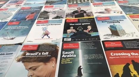 The Economist ditches Pinterest and Tumblr, renews focus on LinkedIn - Digiday | La Plateforme des Commerciaux Indépendants | Scoop.it