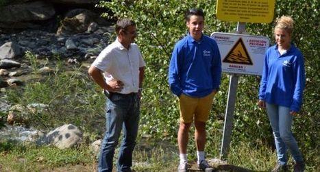 Des hydroguides pour la sécurité au bord de l'eau | Vallée d'Aure - Pyrénées | Scoop.it