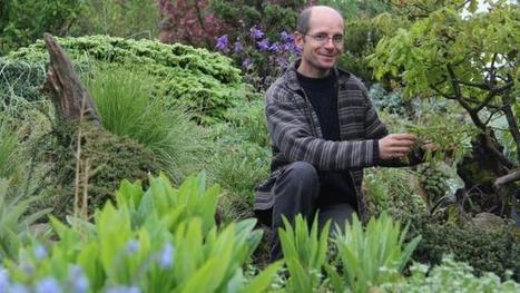 Trégenestre : Le jardin économe et généreux d'un botaniste averti - maville.com   social media subjects   Scoop.it