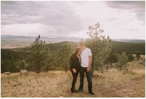 On Top of the World | Engagement | Helena, MT | GSquared Weddings | Weddings | Scoop.it