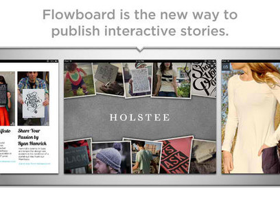 Multimedia Presentation App Flowboard Gains Support For YouTube Videos And PDF Files | Education Technology - theory & practice | Scoop.it