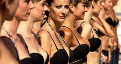 Women better off without bras: French study - The Local | Soup for thought | Scoop.it