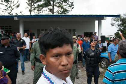 PHOTOS: Panama revives stalled dam over strong indigenous opposition | Oceans and Wildlife | Scoop.it