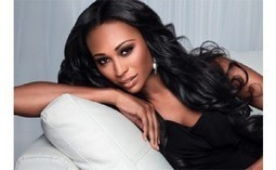Plus Size Modeling News: Straight Size Model Cynthia Bailey Seen Posing in ... - PLUS Model Magazine | Fashion Trends | Scoop.it