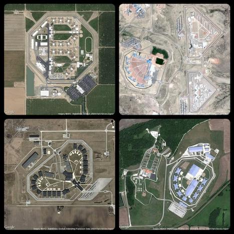 Prison Map | Spatial in Schools | Scoop.it