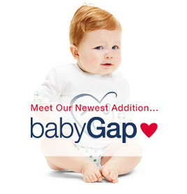 Shop Clothes For Women, Men, Baby, and Kids | Free Ship on $50 | Gap | jollywallet partners | Scoop.it