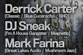 Carter, Sneak and Farina plan three-way DJ sets | DJing | Scoop.it