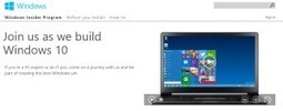 How To Download Windows 10 Technical Preview | T2Lead | Scoop.it