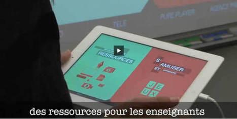 CLEMI Semaine - la première application d'éducation aux médias pour tablette | tice | Scoop.it