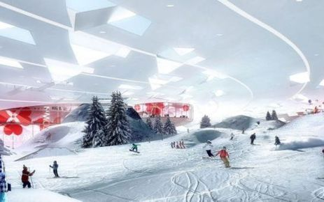 Val d'Oise : voici la future station de ski de Gonesse | Scoop for video timeline Youtube | Scoop.it