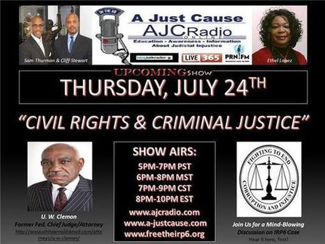 A Just Cause Coast 2 Coast - Civil Rights and Criminal Justice | SocialAction2015 | Scoop.it