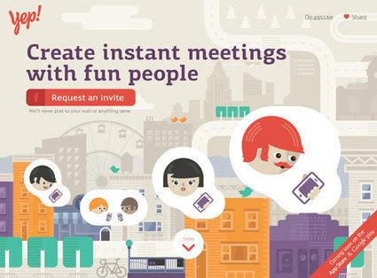 25 Inspiring Examples of Illustration in Web Design - Inspirations | Design | Scoop.it