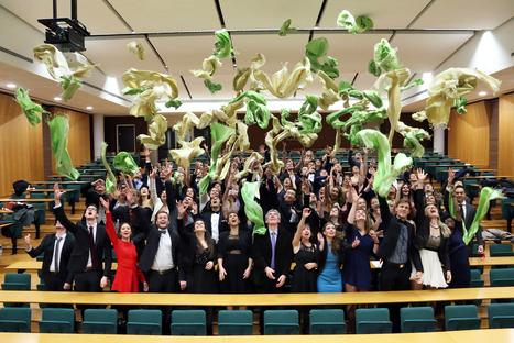 La promotion AMEDEO AVOGADRO de l'ECPM est diplomée ..... | ECPM Strasbourg | Scoop.it