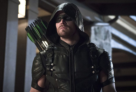 Arrow Preview: Is There Anyone to Stop Oliver From Seeking Darhk Revenge? | ARROWTV | Scoop.it