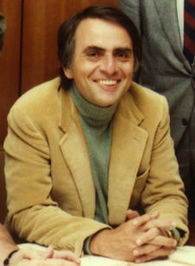 """The library connects us..."" #quote by Carl Sagan 
