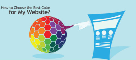 How To Choose A Color Scheme For Your Website? | Get Benefited from Our Advanced IT Solutions | Scoop.it