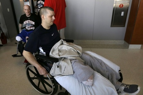 Marathon bomb victims adjust to a 'different normal' | Jessica-Current Issues | Scoop.it