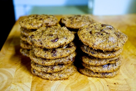 Current post: Gluten free baking with kiawe flour: chocolate chip cookies | Chocolate cakes | Scoop.it