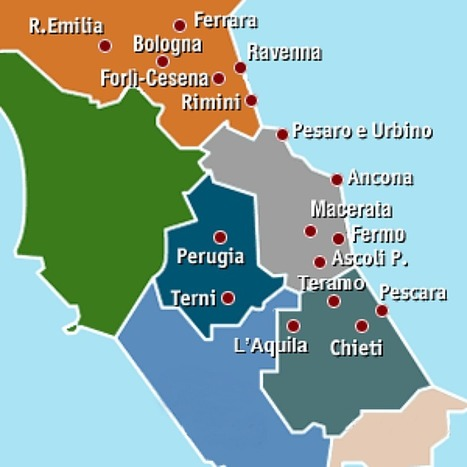 Le Marche Wines explained to the Irish | Good Libations: Regions to be cheerful | Wines and People | Scoop.it