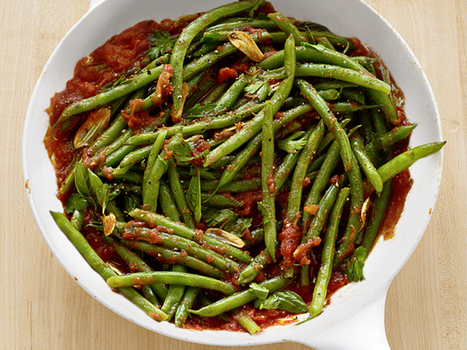 Beans Marinara Recipe : Food Network Kitchens : Food Network | Nutrition Know-Hows | Scoop.it
