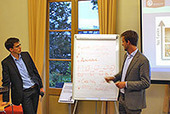 Eerste Honours Café: groot succes! - Nieuws en Agenda - Onderwijs   Entrepreneurship and Venturing education   Scoop.it