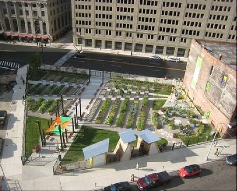 Urban Agriculture: 8 Landscape Architecture Firms Leading the Way ... | Urban Agriculture | Scoop.it