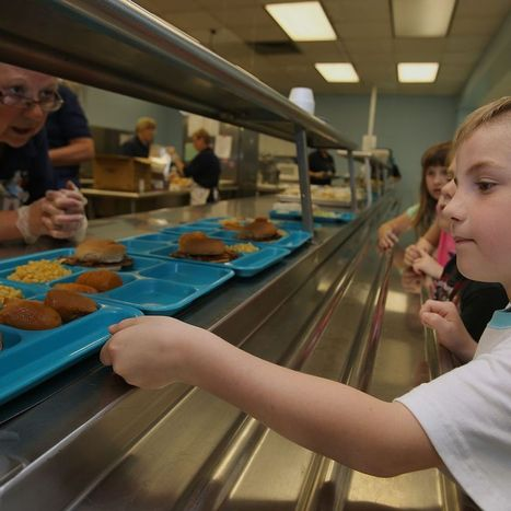 Senate should resist the push to move away from school nutrition - Buffalo News | Healthy eating | Scoop.it