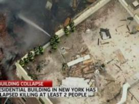 Quest 1 - Three dead, at least 12 missing after explosion causes two buildings to collapse in Harlem | Beks OHS Quests and Journey | Scoop.it