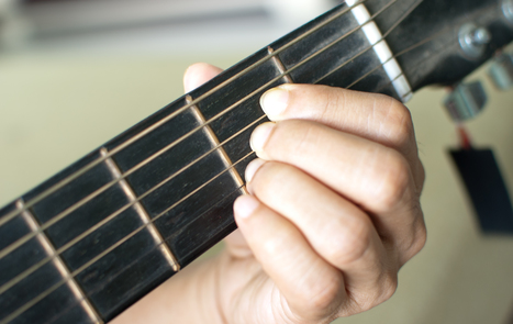 How to Play Guitar | Cory's CE project on progressing through guitar | Scoop.it