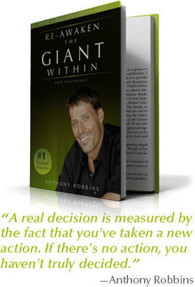 Re-Awaken the Giant Within | Download Free E-Book | Tony Robbins | Leadership and Management | Scoop.it