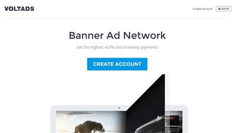VoltAds Review : Online Banner Advertising Network | Website | Scoop.it