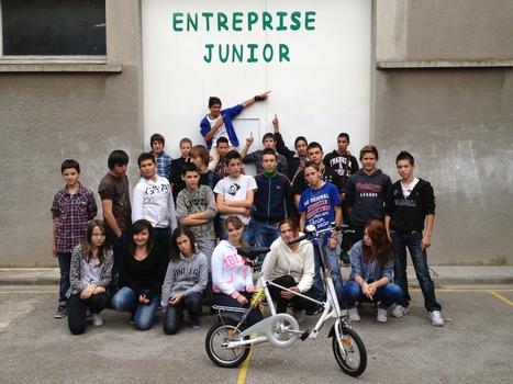 les entrepreneurs juniors c. - (NARBONNE) | Entreprise junior 2012-2013 | Scoop.it