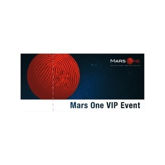 Buy a ticket to join me June 3 in Amsterdam : Mars One VIP Event Ticket - Mars One (very limited numbers, be FAST) | MARS, the red planet | Scoop.it