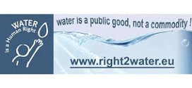 Fighting for Public Water in Europe: The ECI Water is a Human Right. | European Political Economy | Scoop.it