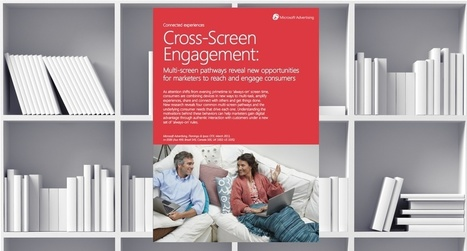 Speed Summary: Cross Screen Engagement Report (Microsoft/Flamingo) | screen seriality | Scoop.it