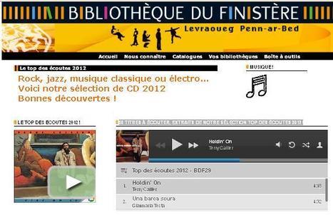 Sélection de CD 2012 de la Bibliothèque du Finistère   Politique, social, droit du travail,   Scoop.it