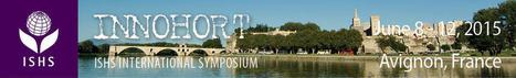 A vos agendas ! 2ème Congrès bio de l'ISHS à Avignon ! – 8-12 juin 2015 : GRAB, Groupe de Recherche en Agriculture Biologique | HORTICULTURE BOTANIQUE | Scoop.it