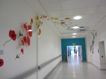 Hospital says 'Thank You' to organ donors via a floral tribute| Cambridge University Hospitals | Organ Donation & Transplant Matters | Scoop.it