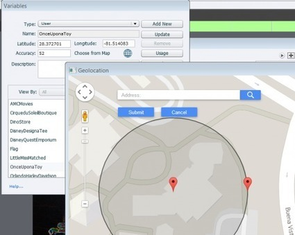 Making of an Award-winning Location-aware App! | elearning&knowledge_management | Scoop.it