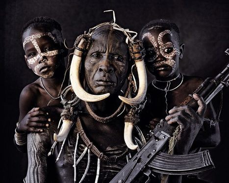 Mindblowing Photographs Of The Last Surviving Tribes On Earth | Ayahuasca  アヤワスカ | Scoop.it