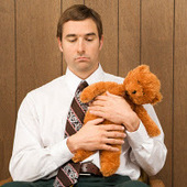 Feeling socially excluded? Try touching a teddy bear (seriously) | Psychology and Brain News | Scoop.it