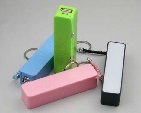 Batteries de secours pour votre smartphone, utiles ou pas? | Techtrends | Freewares | Scoop.it