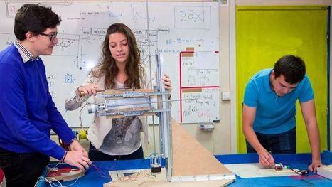 Les écoles d'ingénieurs innovent pour former leurs étudiants | Formation et enseignement | Scoop.it