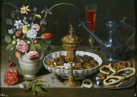 Clara Peeters, la pintora de bodegones que ha cambiado la historia del Prado   Novas de Artes e Oficios   Scoop.it