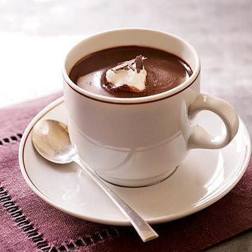 Recipe of the Day: Parisian Hot Chocolate - Health News and Views ... | Chocolate Recipes | Scoop.it