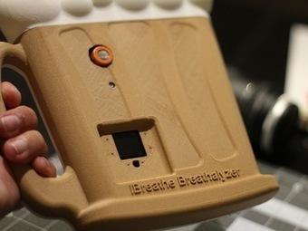 iBreathe Breathalyzer - Hexiware | Open Source Hardware News | Scoop.it
