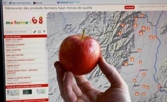 Une vitrine en ligne pour les produits de la ferme - L'Alsace.fr | Médiathèque de Guebwiller - Vallée du Florival | Scoop.it