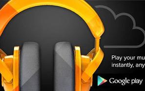 Γεμίζει τραγούδια το Google Play | WEBOLUTION! | Scoop.it