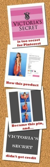 Victoria's Secret is too secret on Pinterest. | LL Social | All-in-One Social Media News | Scoop.it