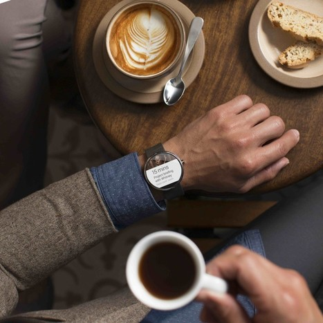 How Wearable Technology Will Impact Web Design | Trends | Research for Design Sydney | Scoop.it
